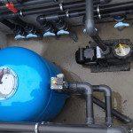 système de filtration pour piscine