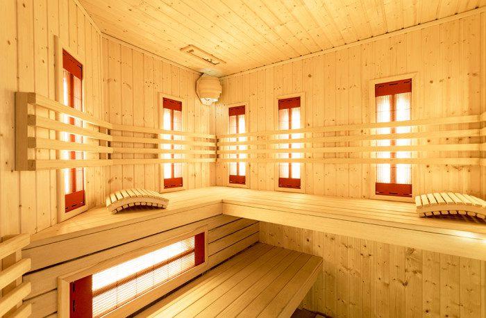 Sauna finlandais sur mesure 8 places