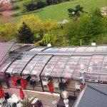 Vérandas : Véranda pour terrasse de restaurant