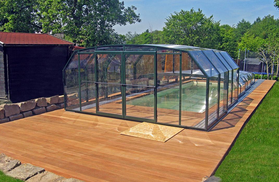 Abris et couvertures de piscine archives lamatec for Abris de piscine 44