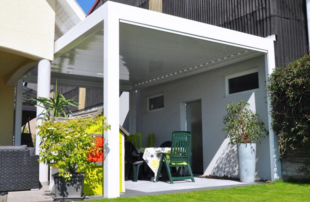 pergolas classiques et de luxe lamatec. Black Bedroom Furniture Sets. Home Design Ideas