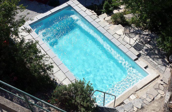 Rénovation de piscine extérieure