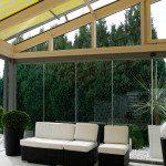Fermeture coulissant-pivotant pour terrasse