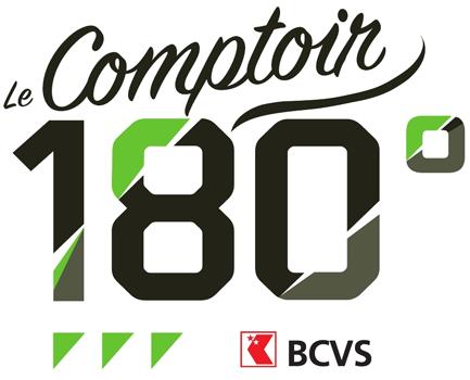 Le Comptoir - 180° à Martigny, du 2 au 5 mai 2019