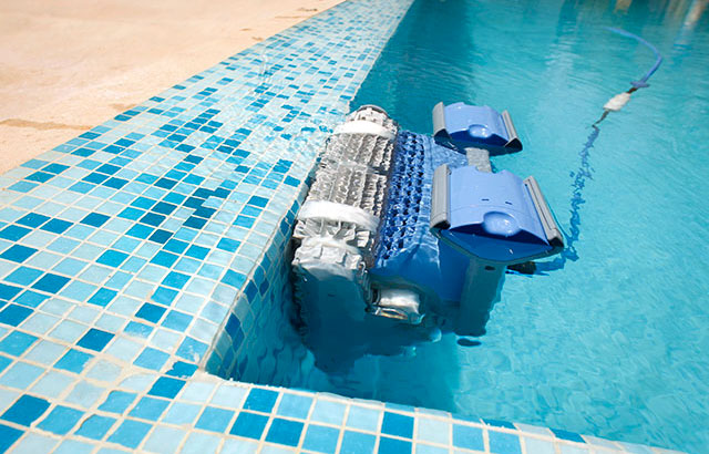 Robot de nettoyage Dolphin M4