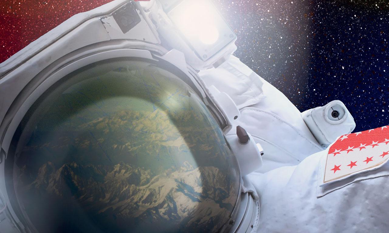 Foire du Valais 2019, expo Space Oddity