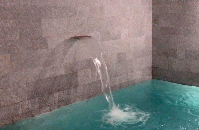 Mise en service de piscine publique intérieure